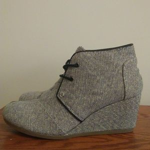 Toms Wedge Heals